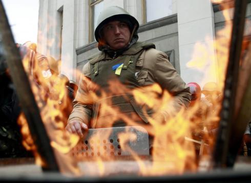Ukraine assembly wants Yanukovich tried in international criminal court