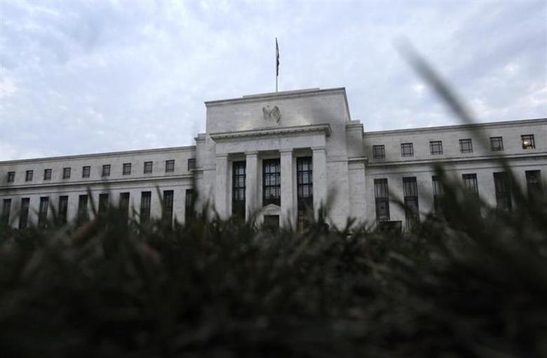 A general view of the U.S. Federal Reserve building in Washington, July 31, 2013. REUTERS/Jonathan Ernst/Files