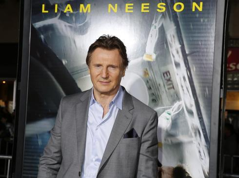 Liam Neeson thriller 'Non-Stop' lifts off to lead box office