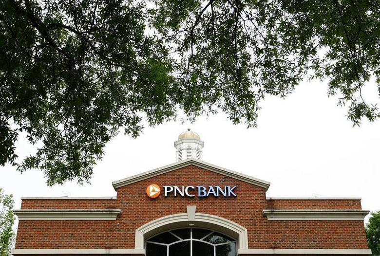 A PNC Bank branch is shown in Charlotte, North Carolina April 18, 2012. REUTERS/Chris Keane