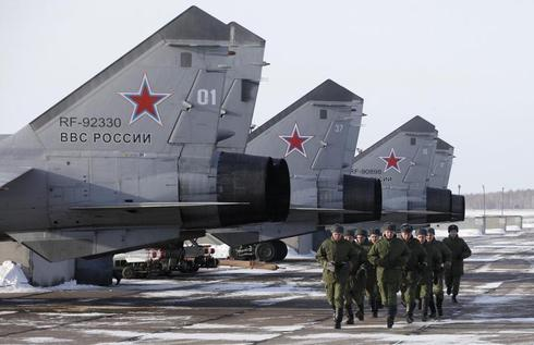 Inside the Russian military