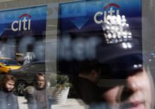 A Citibank branch is seen in New York February 23, 2009. REUTERS/Shannon Stapleton