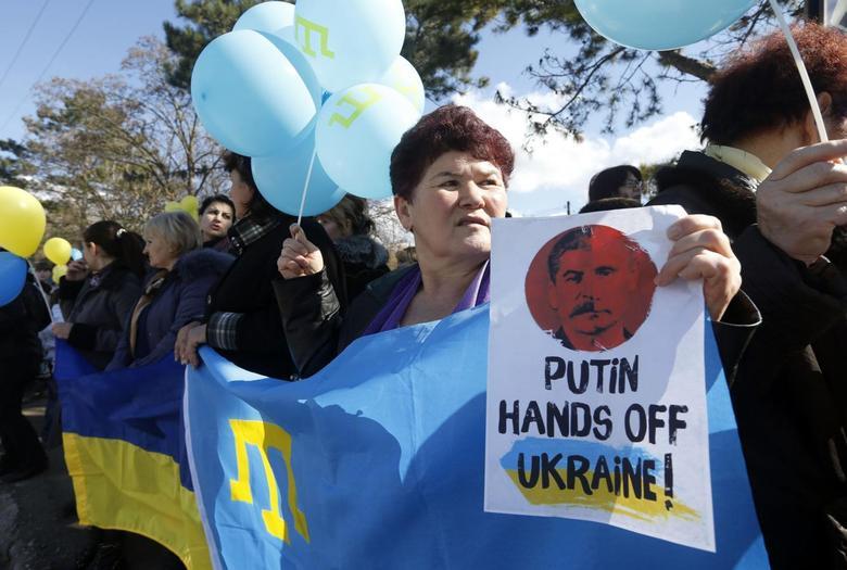 Big power talks on Ukraine crisis make little progress
