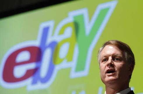 EBay CEO says top shareholders agree PayPal should stay put