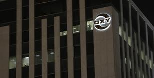 The Occidental Petroleum Corp headquarters is pictured in Los Angeles, California September 16, 2013. REUTERS/Mario Anzuoni