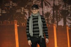 U.S. film director Darren Aronofsky poses during a photocall at the 12th Marrakesh International Film Festival in Marrakesh December 3, 2012. REUTERS/Stringer
