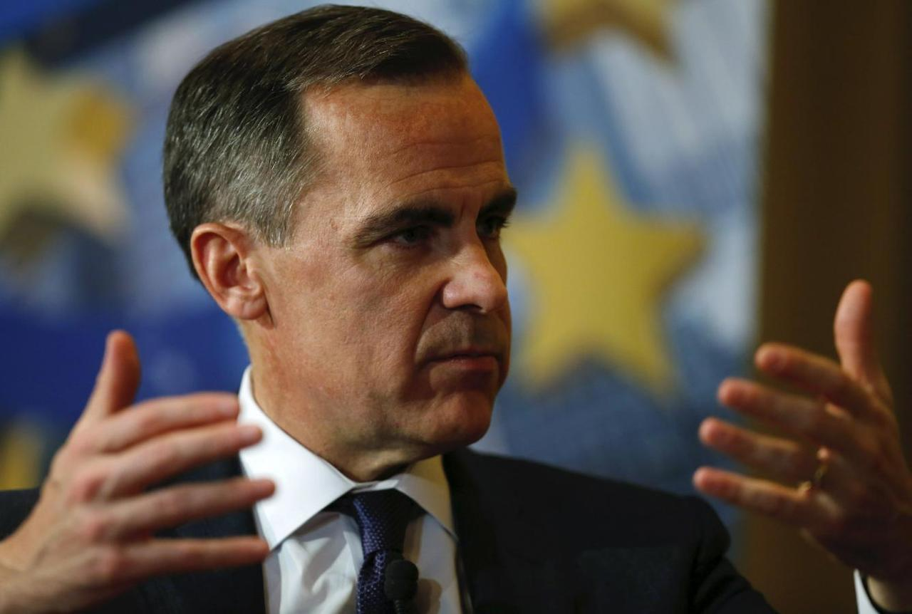 Bank Of England S Carney Faces Grilling Over Foreign Exchange Scandal
