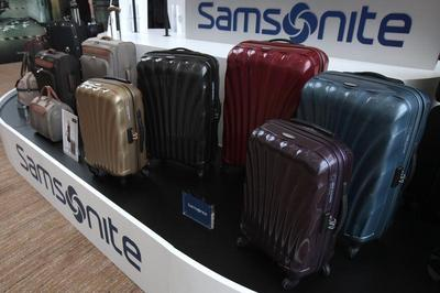 Samsonite shares may take off as more Asians go packing: Barron's