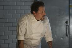 """Jon Favreau as Carl Casper in the movie """"Chef"""", is pictured in this undated handout photo courtesy of Open Road Films. REUTERS/Merrick Morton/Open Road Films/Handout via Reuters"""