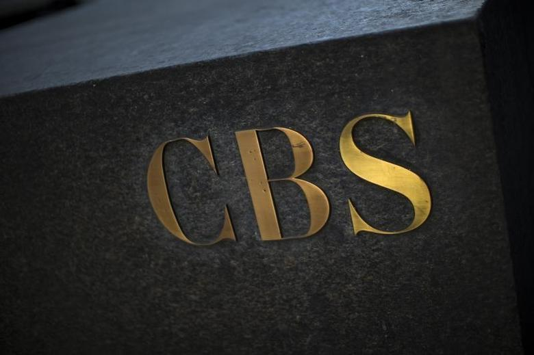 The CBS building in New York December 11, 2013. REUTERS/Eric Thayer