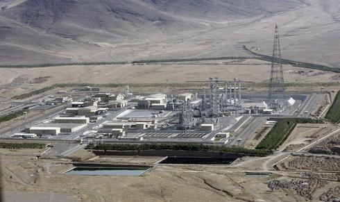 Iran says it foiled sabotage attempt on Arak reactor