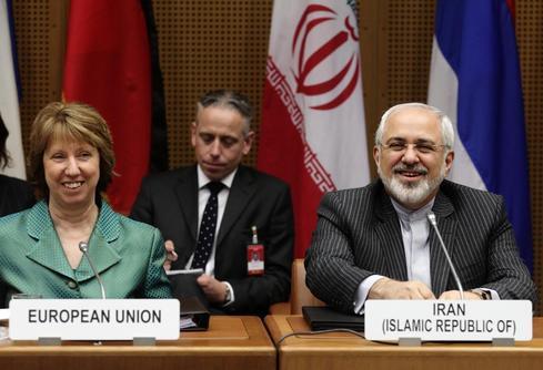 Ukraine crisis not seen hurting Iran nuclear talks: EU