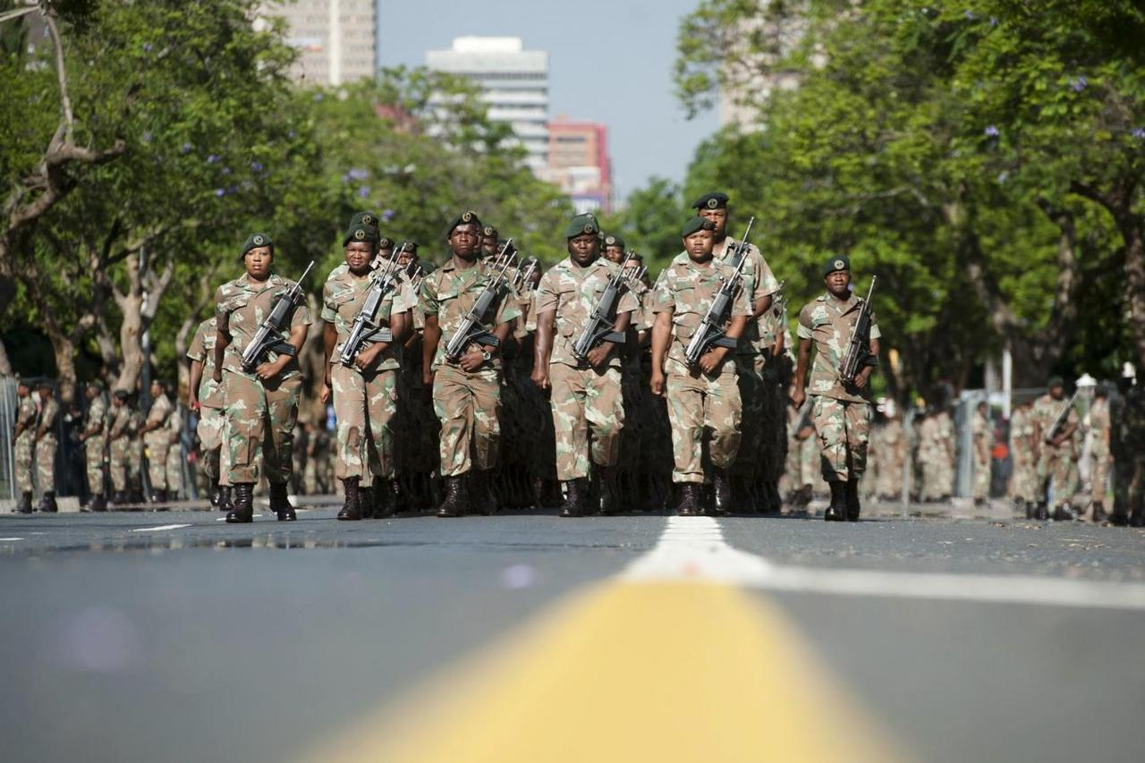 Exclusive: South African military in 'critical decline', review ...