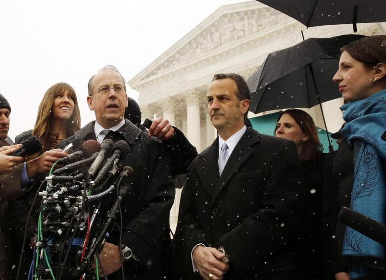 Supreme Court signals support for corporate religious...