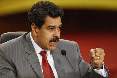 Venezuela arrests three air force generals 'plotting coup'