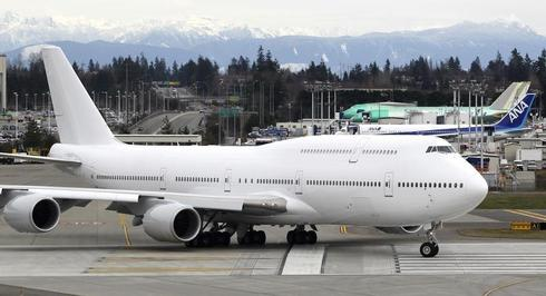 FAA tells Boeing to fix 747-8 software to avoid crash