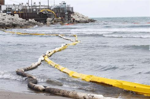 BP Whiting refinery spilled 9-18 barrels of oil: Coast Guard