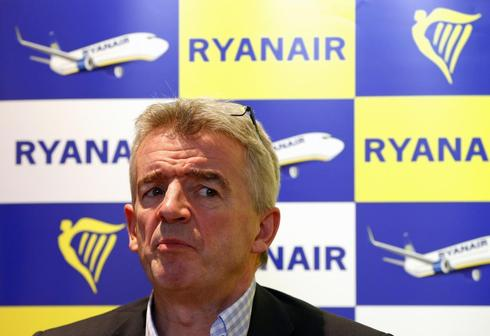 Budget carrier Ryanair in plan to lure more business customers