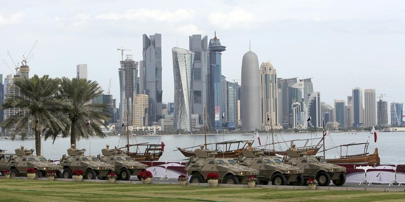 Qatar buys helicopters, missiles in $23 billion arms deals