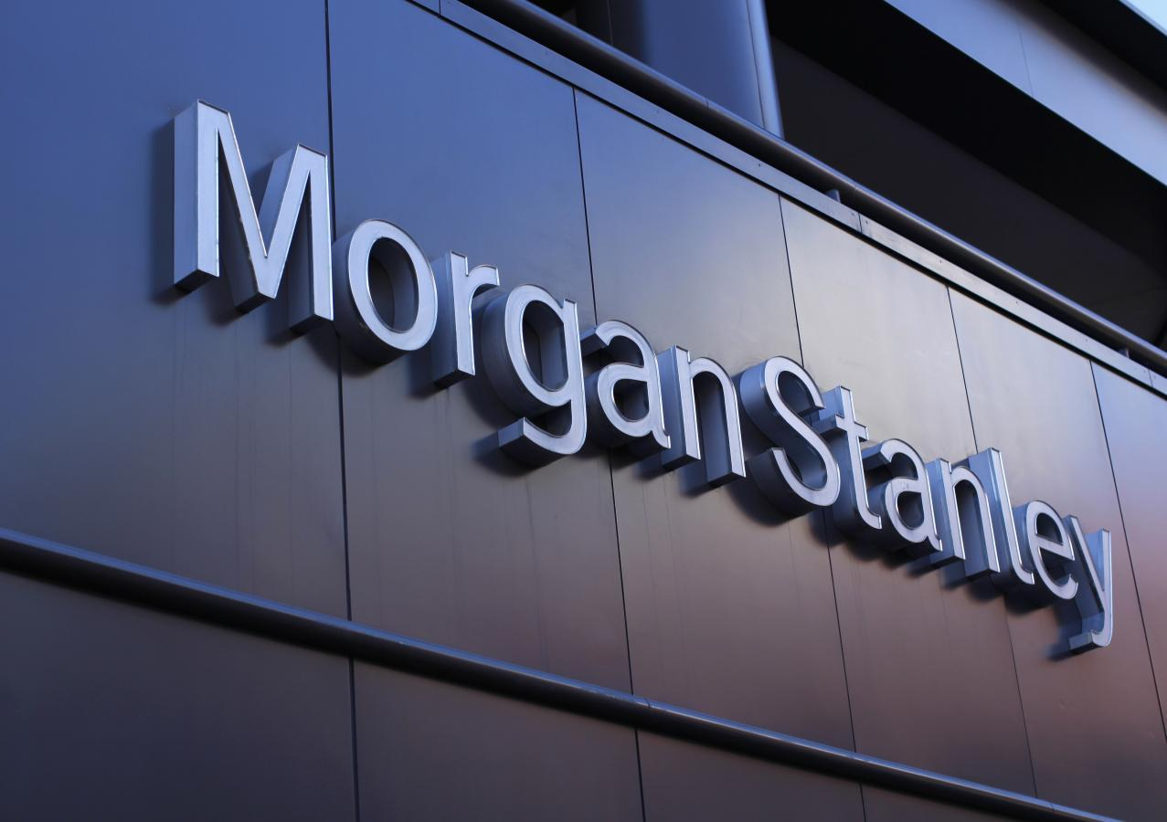 Brokers insider trading woes may hurt morgan stanley oppenheimer the corporate logo of financial firm morgan stanley is pictured on a building in san diego california september 24 2013 reutersmike blake biocorpaavc Images