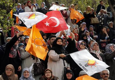 Loyalty to embattled Erdogan lies deep in Turkey's pious heartlands