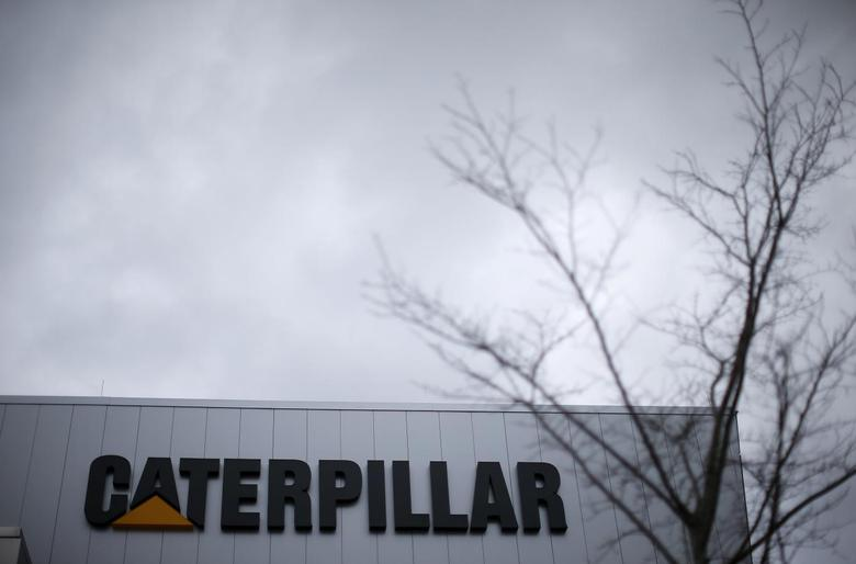 The Caterpillar Visitors Center is seen in Peoria, Illinois, November 26, 2013. REUTERS/Jim Young
