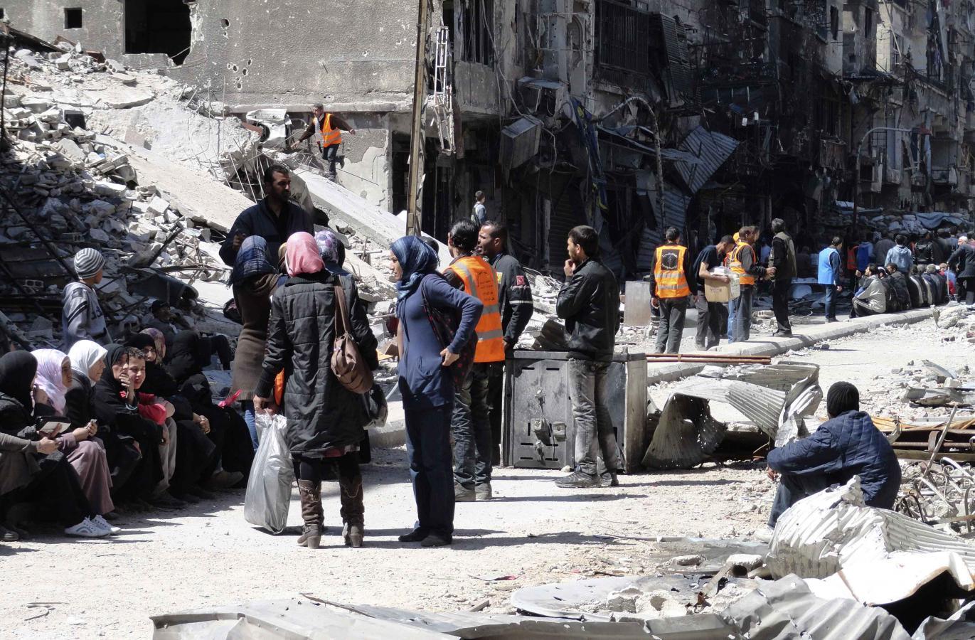 Apocalyptic prophecies drive both sides to Syrian battle for end of
