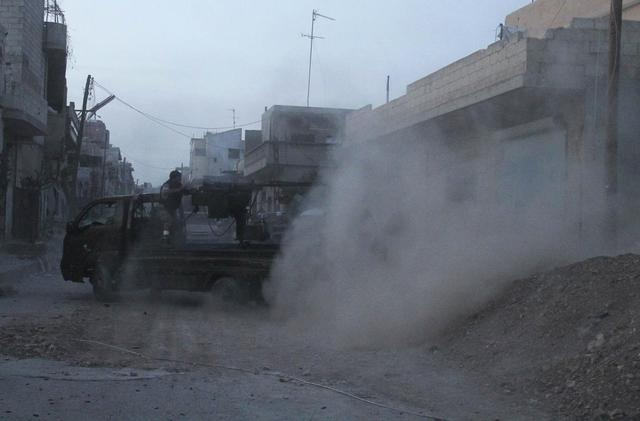 Apocalyptic prophecies drive both sides to Syrian battle for