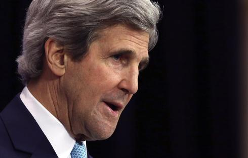 Kerry says too early to draw conclusions about Israel-Palestinian talks