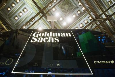 Goldman to sell designated market-maker unit to IMC: reports