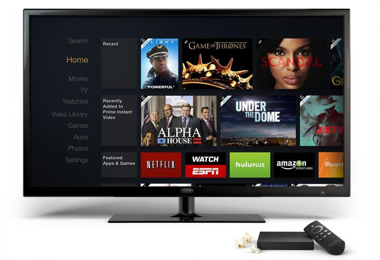 Amazon leaps into home entertainment fray with $99...
