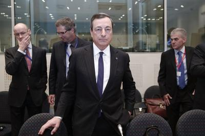 ECB ready to print money if 'lowflation' lingers too long