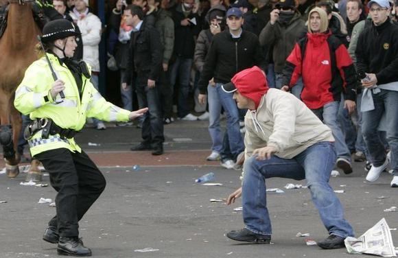England Sweeps Hooligan Problem Under The Rug Expert
