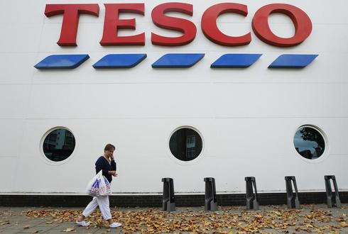 Tesco finance director set to resign: report