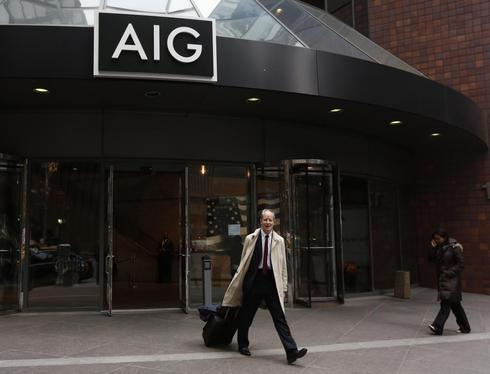 AIG sues NY regulator over probe of insurance marketing
