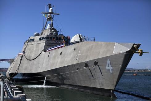 Inside the USS Coronado