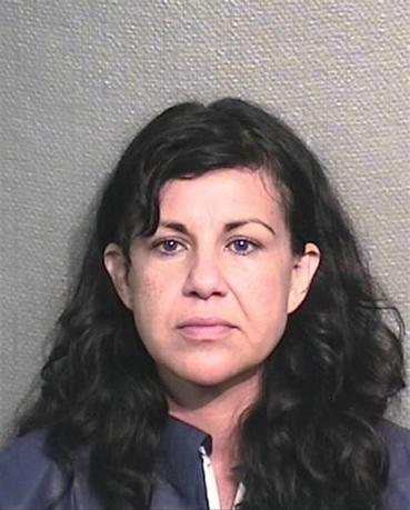 Ana Trujillo, 44, is pictured in this undated handout photo by Houston Police Department. REUTERS/Houston Police Department/Handout via Reuters