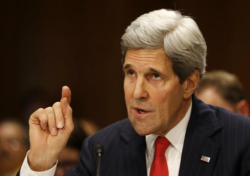 Kerry suggests Israeli housing announcement triggered impasse