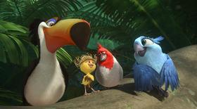 """A handout still from the 3D animated film """"Rio 2"""", which will be released by 20th Century Fox in U.S. and Canadian theaters on April 11. REUTERS/Handout/20th Century Fox Film"""