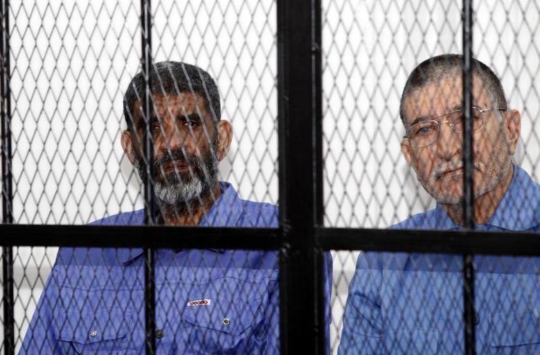 Libya adjourns trial of ex-Gaddafi officials and sons