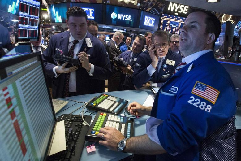 Wall Street ends up after Citi results, retail sales