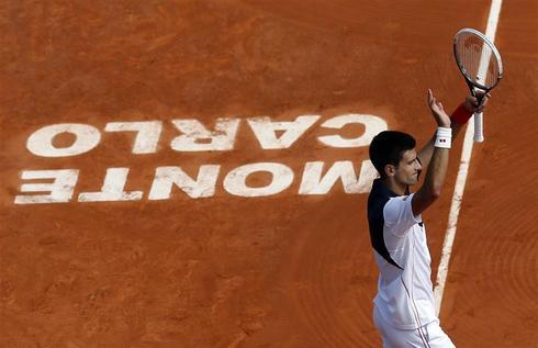 Djokovic strolls into Monte Carlo third round