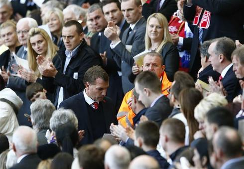 Liverpool marks 25th anniversary of Hillsborough disaster