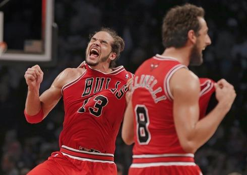 Bulls' Noah named league's defensive player of the year