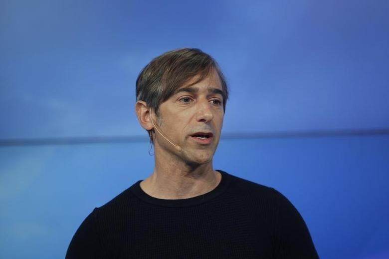 Zynga CEO Mark Pincus speaks during the Zynga Unleashed event at the company's headquarters in San Francisco, California June 26, 2012. REUTERS/Stephen Lam