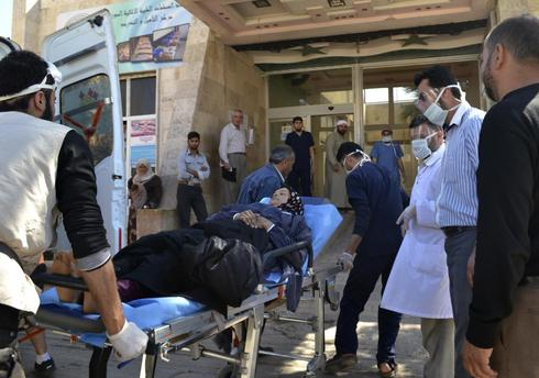Syria eyes end of chemical arms monitoring mission; West disagrees