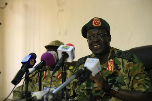 Embattled South Sudan president replaces army chief