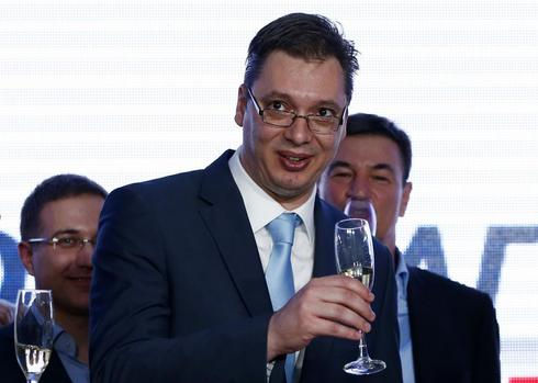 Serbia's new PM pledges painful reforms with eyes on EU