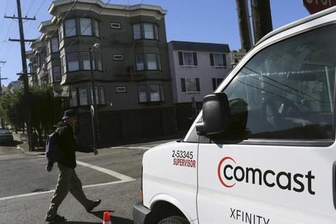 Comcast in deal with Charter as it seeks approval for TWC