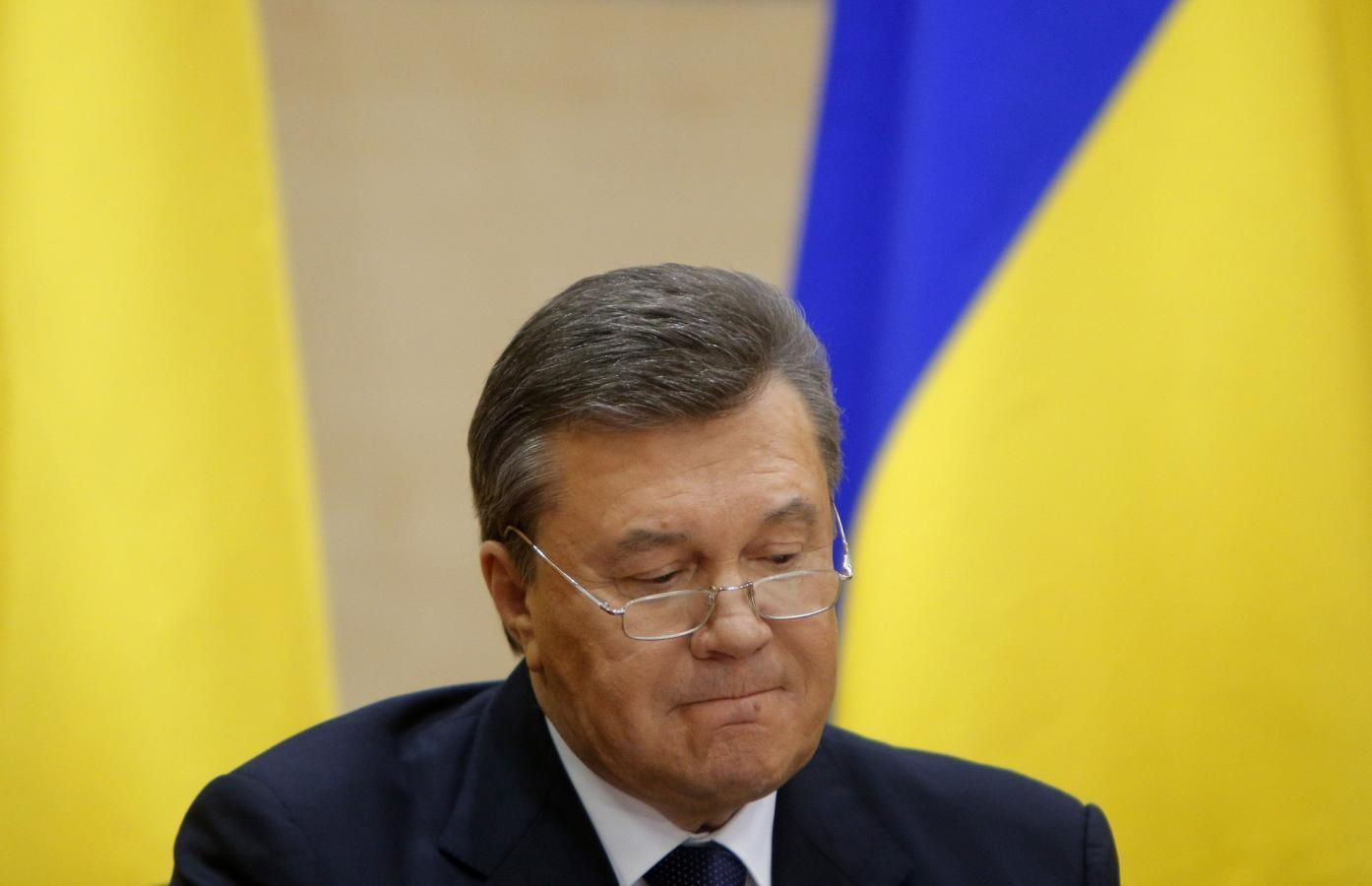 Toppled 'mafia' president cost Ukraine up to $100 billion